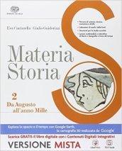 Materia storia. Per gli Ist. professionali. Con e-book. Con espansione online