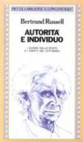 Autorità e individuo
