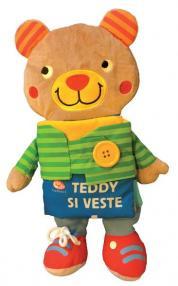 Teddy si veste. Ediz. a colori