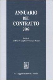 ANNUARIO DEL CONTRATTO 2009