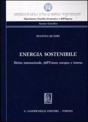 Energia possibile. Diritto internazionale, dell'Unione europea e interno