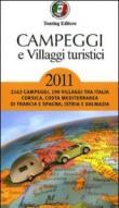CAMPEGGI E VILLAGGI TURISTICI 2011