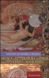 Musica e letteratura in Italia tra Ottocento e Novecento