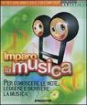 Imparo la musica. CD-ROM