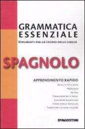 Spagnolo - Grammatica essenziale (Grammatiche essenziali)