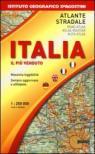 Atlante stradale Italia 1:250.000 2013-2014