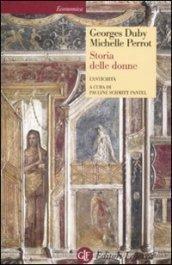 Storia delle donne in Occidente. 1: L'Antichità