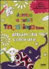 Jambo a tutti! Album da colorare. Tinga Tanga tales. Ediz. illustrata
