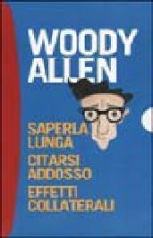 Woody Allen (3 vol.)
