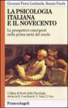 La psicologia italiana e il Novecento