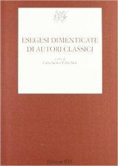 Esegesi dimenticate di autori classici