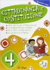 Cittadinanza e Costituzione. Per la 4ª classe elementare. Con espansione online
