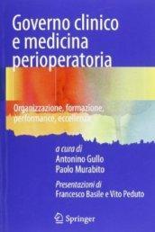 Governo clinico e medicina perioperatoria