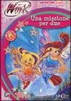 Una missione per due. Winx club. Adventure series