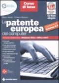 La patente europea del computer. ECDL. Corso di base. Conforme al Syllabus 5.0. Con CD-ROM