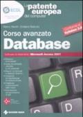 La patente europea del computer. Corso avanzato: database. Microsoft Access 2007