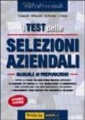 I test delle selezioni aziendali. Manuale di preparazione