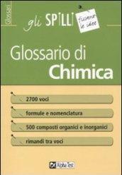 Glossario di chimica