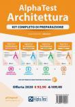Alpha Test. Architettura. Kit completo di preparazione. Per l'ammissione ad Architettura e a tutti i corsi di laurea in Ingegneria edile-architettura, Conservazione e restauro, Urbanistica. Con software di simulazione