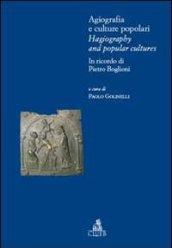 Agiografia e culture popolari. Ediz. italiana e inglese