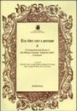 Tra libri rari e preziosi. Le cinquecentine della sezione N della Biblioteca comunale «Filippo De Nobili» di Catanzaro