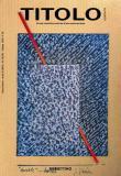 Titolo. Rivista scientifica e culturale d'arte contemporanea (2019). Vol. 18