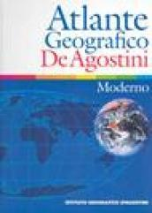 Atlante moderno. Con carta dell'Unione Europea 2004