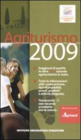 Agriturismo 2009. Con CD-Rom