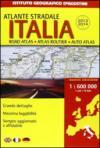 Atlante stradale Italia 1:600.000