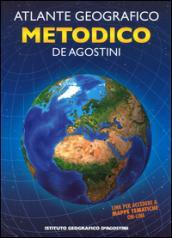 Atlante geografico metodico 2015-2016. Con aggiornamento online