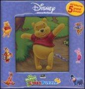 Winnie the Pooh. Il mio primo libro puzzle. Ediz. illustrata