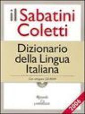 Il Sabatini Coletti dizionario della lingua italiana 2006. Con CD-ROM