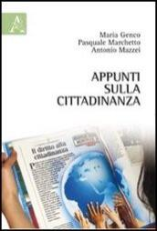Appunti sulla cittadinanza