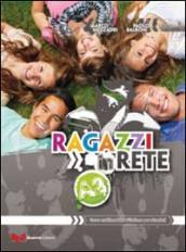 Ragazzi in rete A2. Corso multimediale d'italiano per stranieri