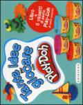 Tante idee per giocare con Play-Doh. Ediz. a colori. Con gadget