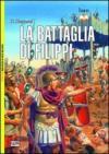 La battaglia di Filippi. 42 a.C.