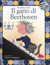 Il gatto di Beethoven. Con CD Audio