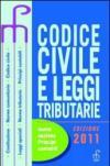 Codice civile e leggi tributarie. Con espansione online. Per le Scuole superiori