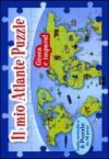 Il mio atlante puzzle. Libro puzzle. Ediz. illustrata