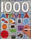 1000 attività. Con adesivi