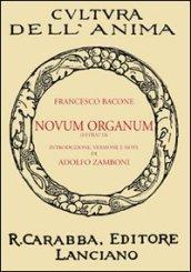 Novum organum (estratti)
