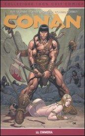 Cimmeria. Conan. Vol. 12
