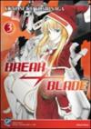 Break blade: 3