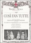 Così Fan Tutte. Con 2 CD Audio. Ediz. Italiana E Inglese