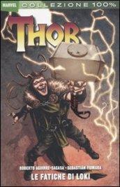 Le fatiche di Loki. Thor