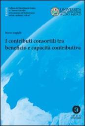 I contributi consortili tra beneficio e capacità contributiva