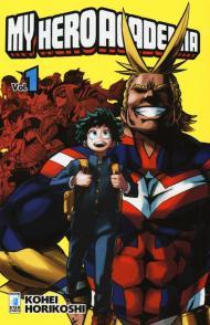My Hero Academia. Vol. 1: Izuku Midoriya: Origin