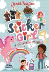 Sticker girl e gli adesivi magici. Con adesivi