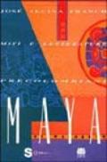 Miti e letterature precolombiani. 2.Maya