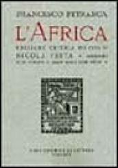 L'Africa. Ediz. critica